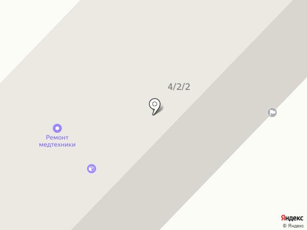 Эскалат на карте Набережных Челнов