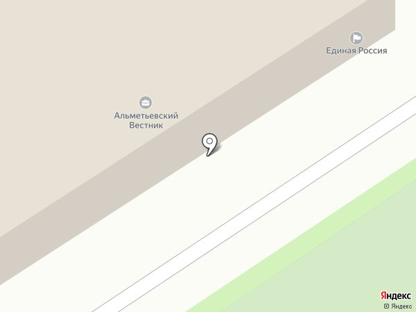 Отдел по Управлению Жилищным Фондом на карте Альметьевска