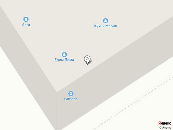 Мария на карте Альметьевска