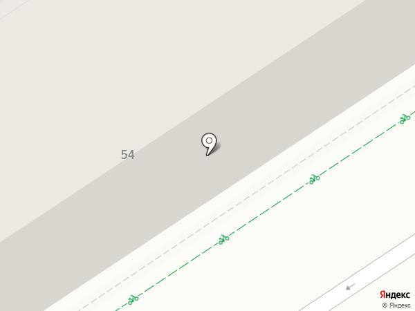 Мирэль на карте Альметьевска