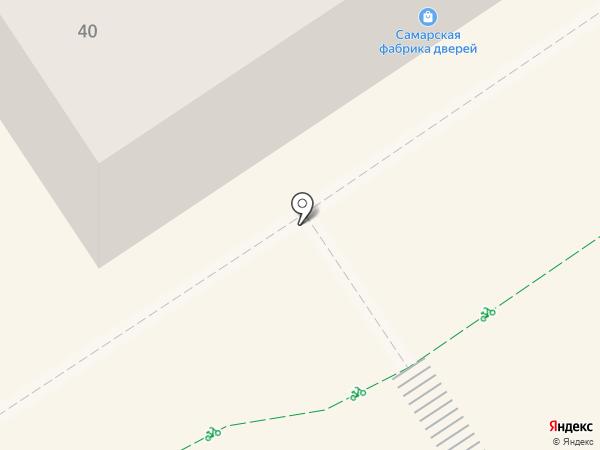 Саквояж на карте Альметьевска