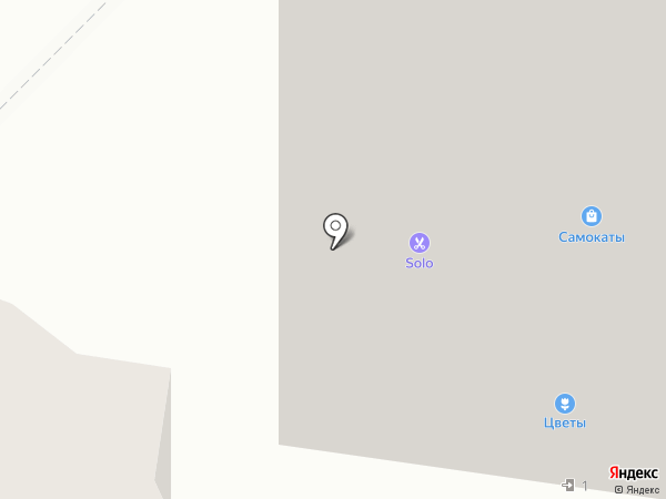 Асоль+ на карте Набережных Челнов