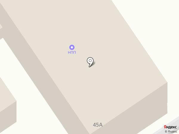 АКБ Кара Алтын на карте Альметьевска