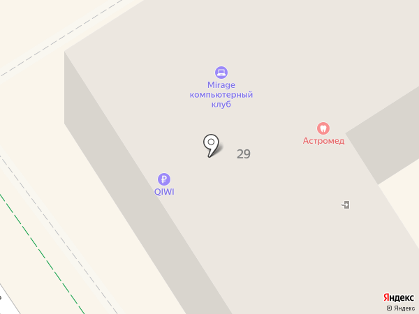 Везде ход на карте Альметьевска