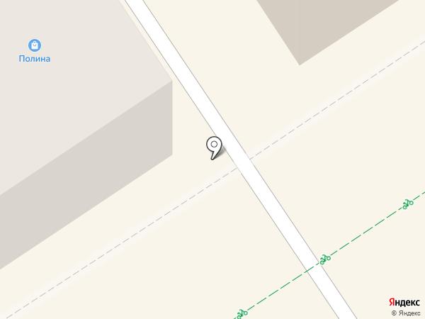 Полина на карте Альметьевска