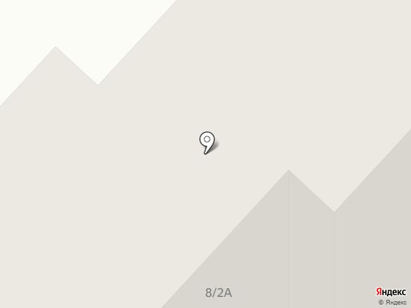Антейтранс на карте Набережных Челнов