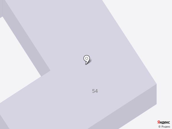 Детский сад №60, Дружная семейка на карте Альметьевска