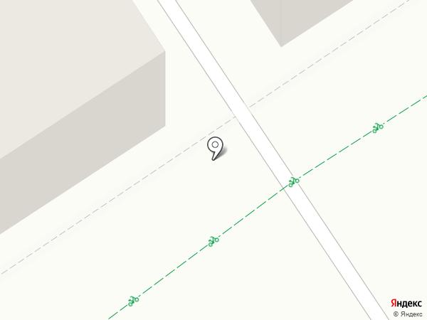 Тофа на карте Альметьевска