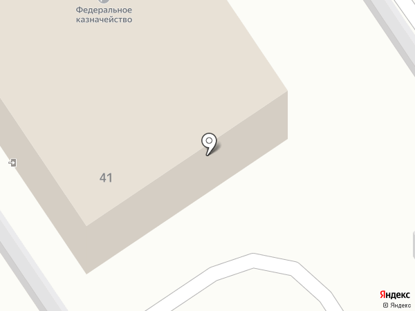 УФК на карте Альметьевска