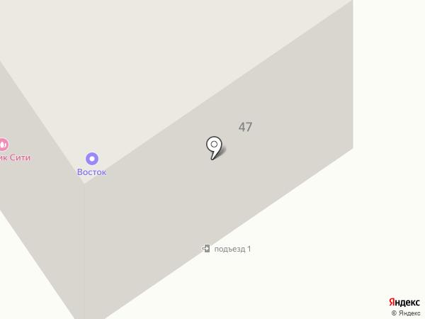 Эстетик Сити на карте Альметьевска