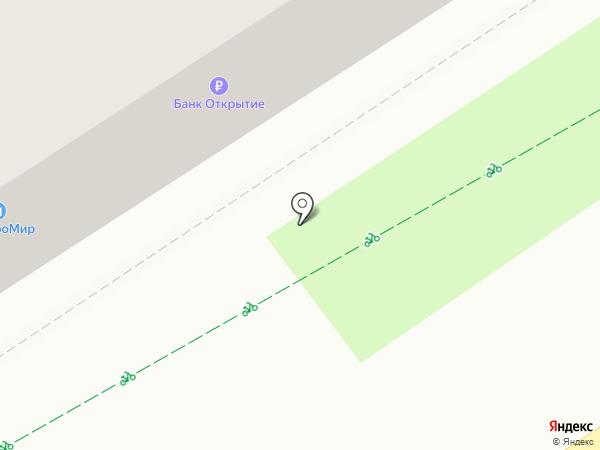 РусАлка на карте Альметьевска