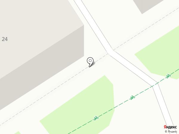Посудная лавка на карте Альметьевска
