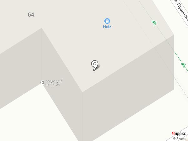 Vegas на карте Альметьевска