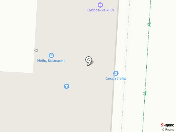 art Печать на карте Альметьевска
