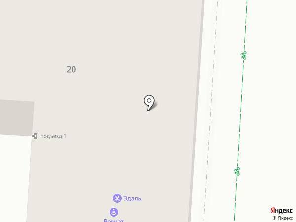 ТАТЭНЕРГОСТРОЙ на карте Альметьевска