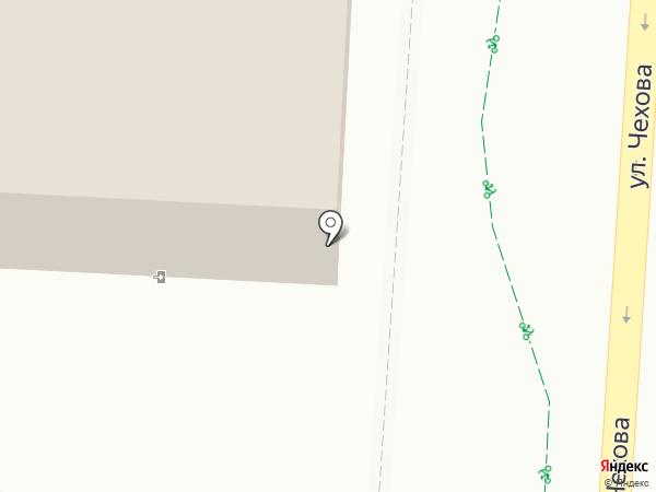 Автодрайв на карте Альметьевска