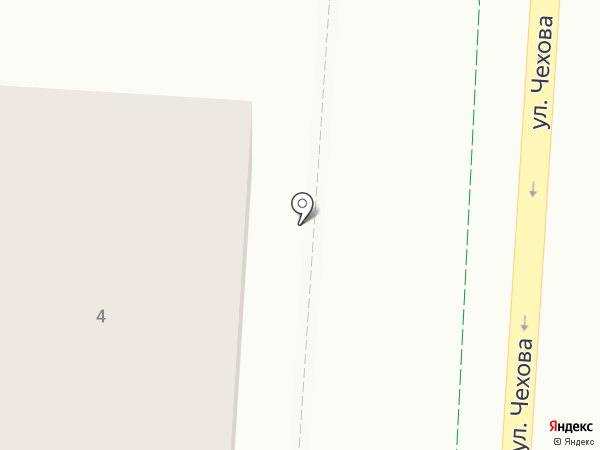 Парус на карте Альметьевска