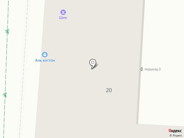 18+ на карте Альметьевска