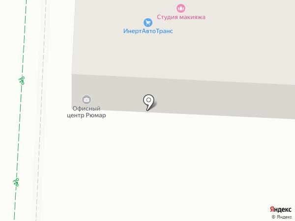 Адвокатский кабинет Ибрагимова И.А. на карте Альметьевска