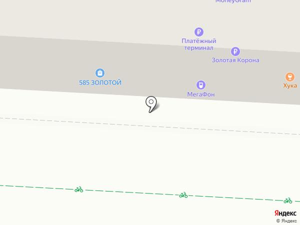 МТС на карте Альметьевска