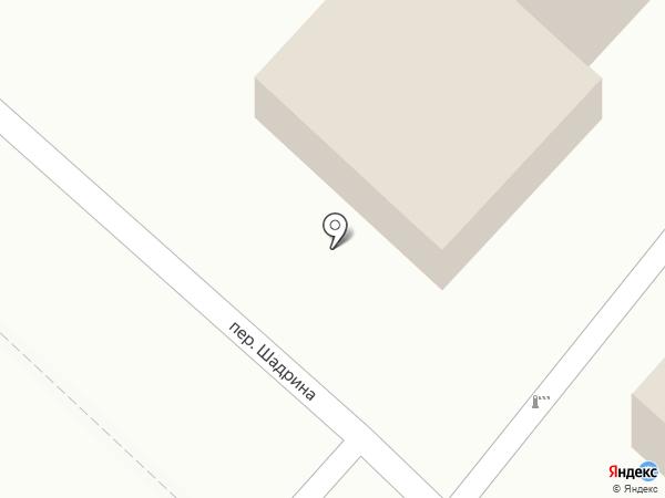 Челны-Бройлер на карте Набережных Челнов