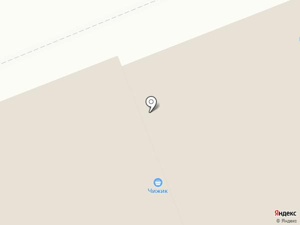 Wirona на карте Набережных Челнов