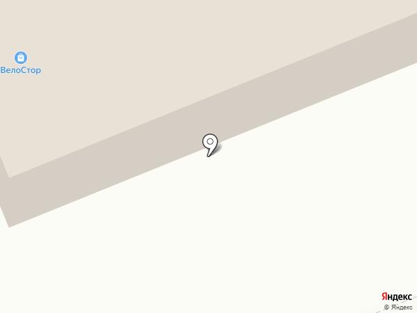Золотой рог на карте Набережных Челнов