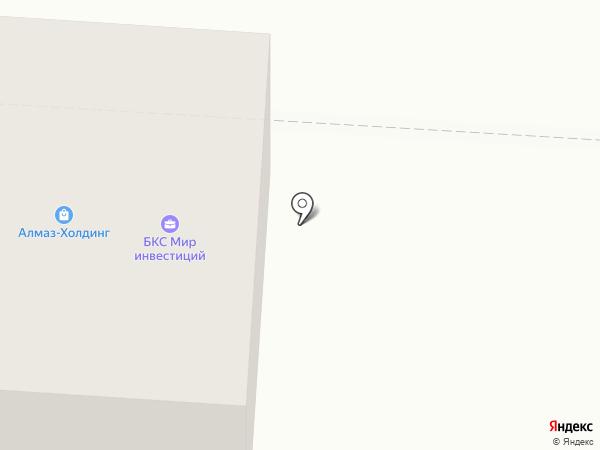 БКС Премьер на карте Альметьевска