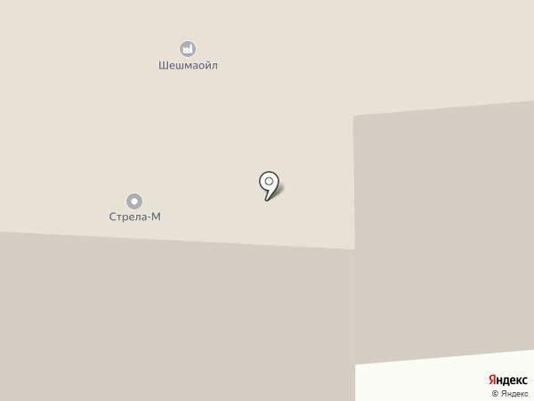 Шешмастройсервис на карте Альметьевска
