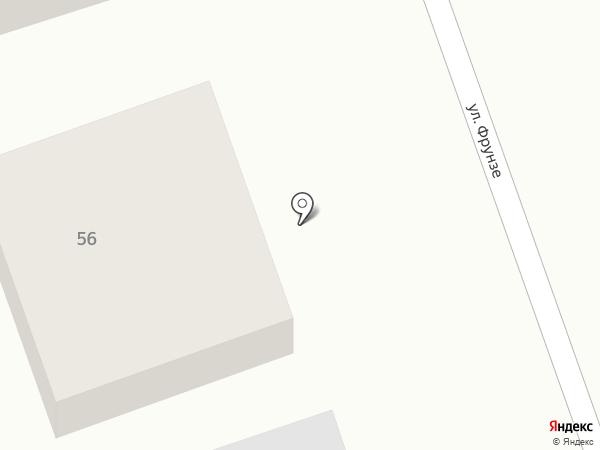 Служба эвакуации автомобилей на карте Набережных Челнов