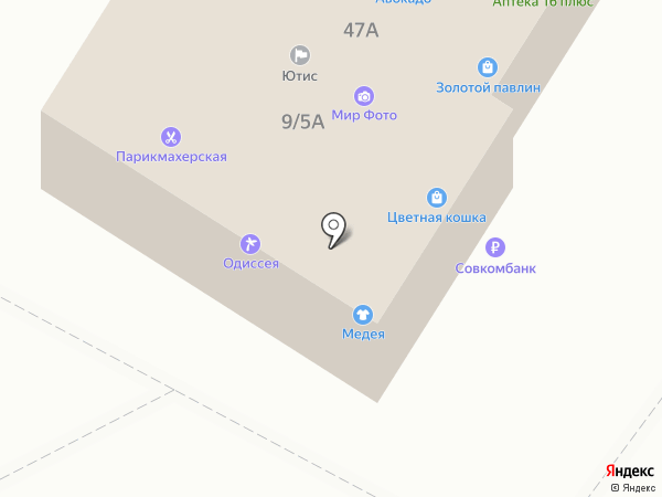 DELUXE на карте Набережных Челнов
