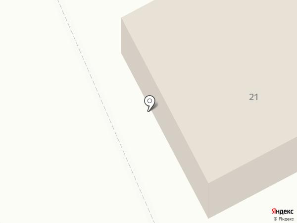 Магазин женского молодежного трикотажа на карте Набережных Челнов