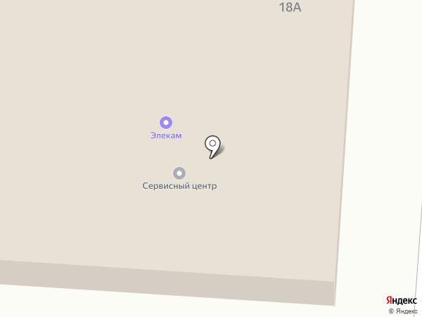 Сервисный центр на карте Альметьевска