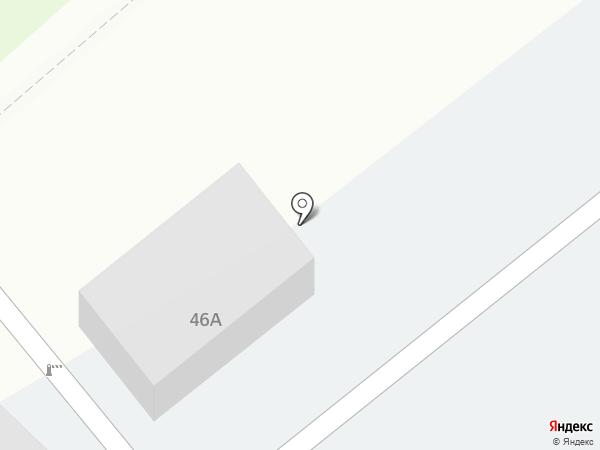 Яр Буе на карте Набережных Челнов