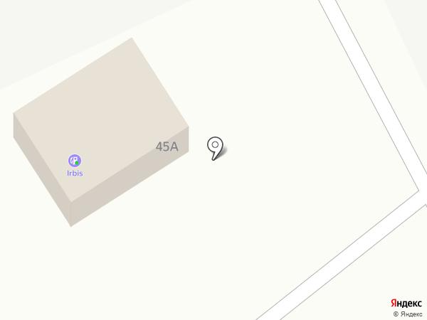 Торговая компания на карте Альметьевска