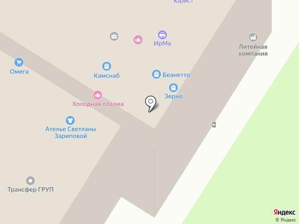 ГруппКомпаниТранзит на карте Набережных Челнов