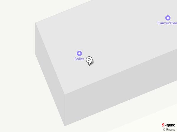КАМКРАСКОМПЛЕКТ на карте Набережных Челнов