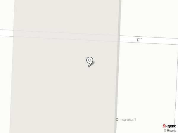 Бумеранг на карте Альметьевска