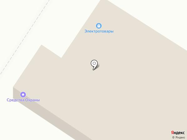 ТСО на карте Набережных Челнов
