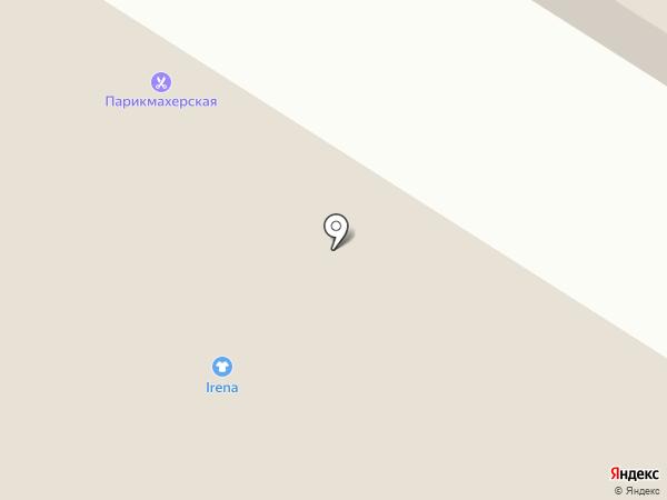 Объедение на карте Набережных Челнов