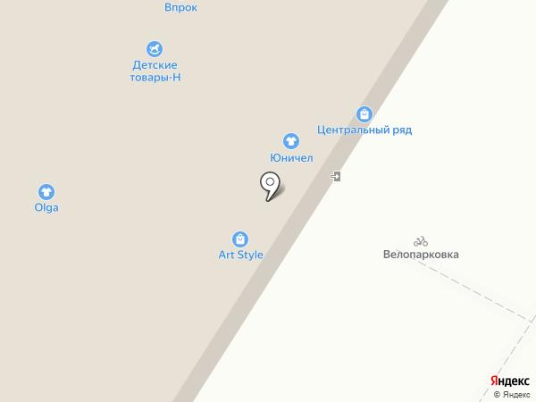 Оазис на карте Набережных Челнов