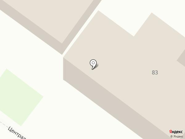 Халяр на карте Набережных Челнов