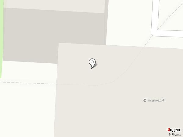 Искра на карте Альметьевска