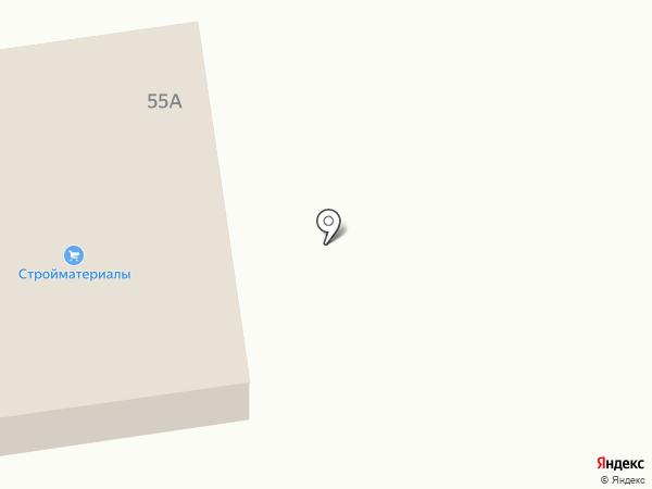 БАЗА СТРОИТЕЛЬНЫХ МАТЕРИАЛОВ НА КОЛЬЦЕ на карте Альметьевска