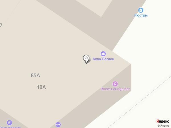 FitHostel на карте Набережных Челнов