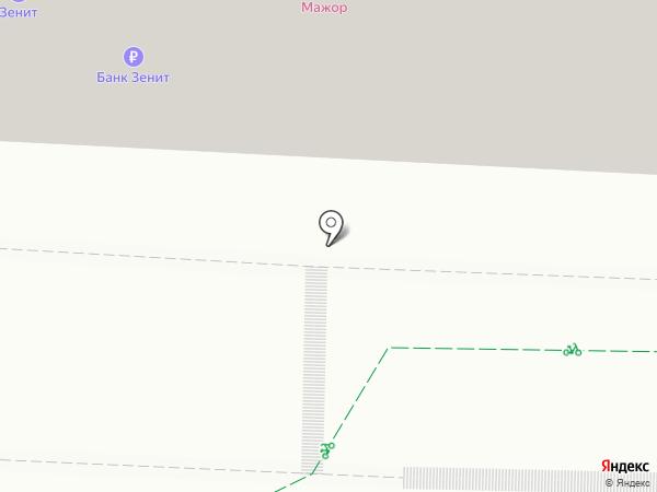 ЦентрОбувь, магазин на карте Альметьевска