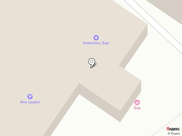 Profnail на карте Набережных Челнов