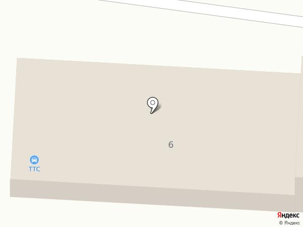 ТРАНСТЕХСТАНЦИЯ на карте Альметьевска