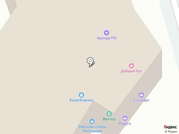 Askona на карте Набережных Челнов