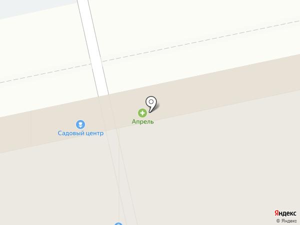 Чулпан-Мед на карте Набережных Челнов